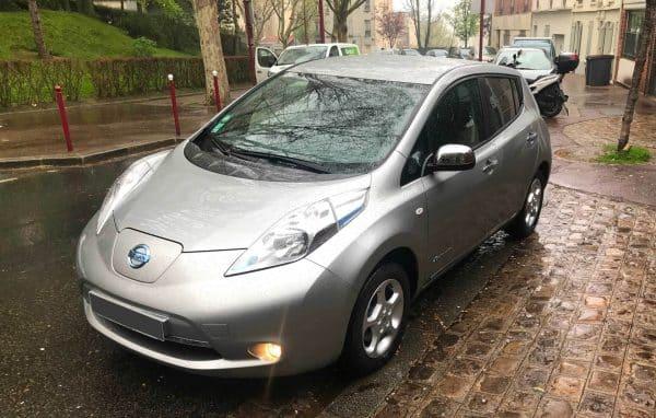 Nissan Leaf Acenta d'occasion