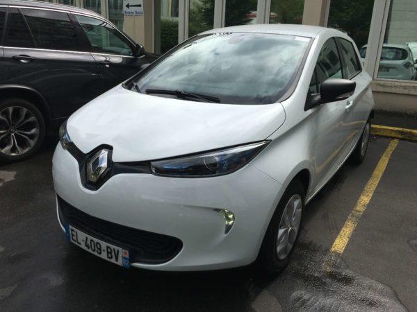 Renault Zoé Life 2017 d'occasion