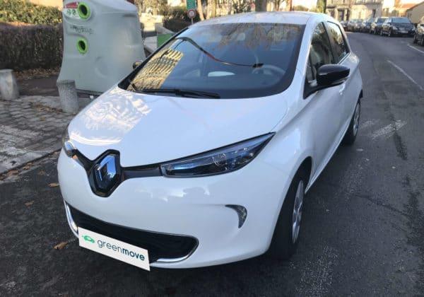 Renault Zoe Life 2016